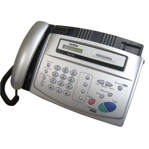 Fax a papier thermique BROTHER 236S, Advanced Office