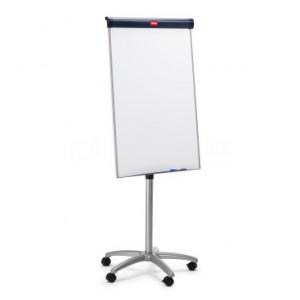 Tableau blanc magnétique mobile NOBO 67.5x100 cm  -  Advanced Office Algérie