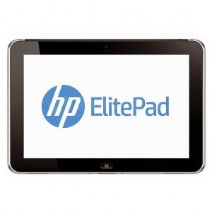 """Tablette HP Elitepad 900 Z2760, Wifi, 64Go, 10.1"""", Windows 8 32bits, Silver, Advanced Office"""