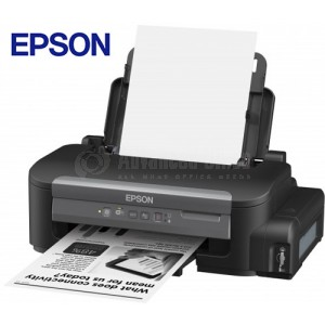 Imprimante Jet d'encre EPSON M105, Monochrome, A4, 34ppm, USB, Wifi, Advanced Office