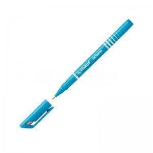 Stylo STABILO Sensor technology Fineliner 0.3mm Turquoise Advanced Office