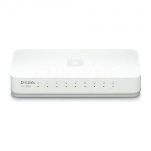 Switch D-LINK 8 ports RJ45 10/100Mbps