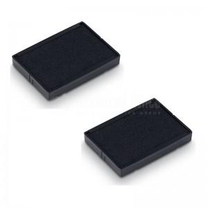 Cassette d'encrage pour 46040 noir Jeu de 2