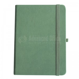 NoteBook A6 Gris 196 pages - Advanced Office