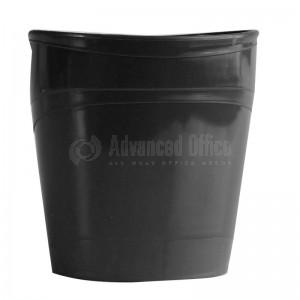 image.Porte stylo VERTEX en Plastique V-9523 Ovale Noir - Advanced Office