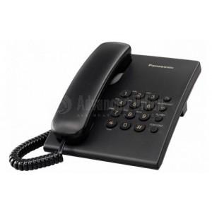 Téléphone PANASONIC KX-TS500MXB, Noir