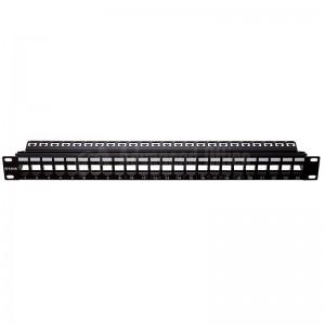 Panneau de brassage D-LINK Cat6 STP 24 ports avec noyaux Advanced Office