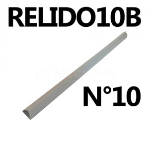 Baguette relido N°10 blanc Advanced Office