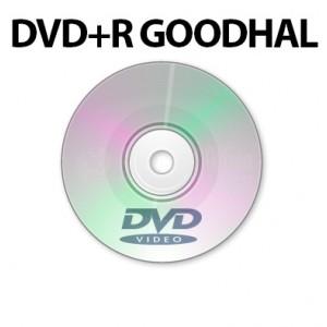 DVD+R GOODHAL 4.7Go