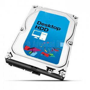 Disque dur Interne 2To SATA 3.5""