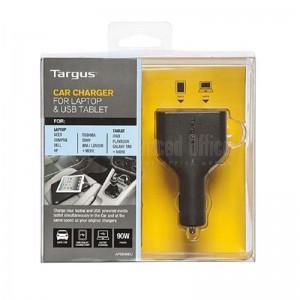 Adaptateur d'alimentation automobile pour tablette et laptop TARGUS APD046EU-50