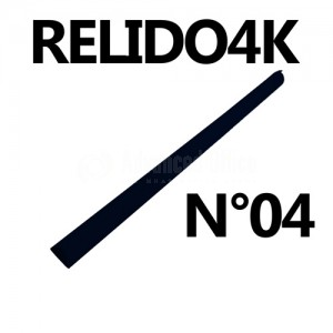 Baguette relido N°04 noir Advanced Office