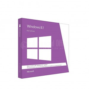 Microsoft Windows SL 8 SP1 32-bit French 1pk DSP OEI