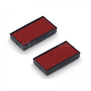 Cassette d'encrage pour 46030 rouge Jeu de 2