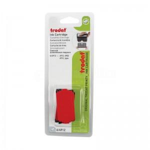 Cassette d'encrage pour 6/4911 rouge Jeu de 2