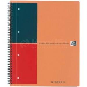Cahier OXFORD ActivateBook A4