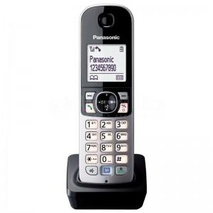 Extention téléphonique sans fil PANASONIC KX-TGA711CXS Silver
