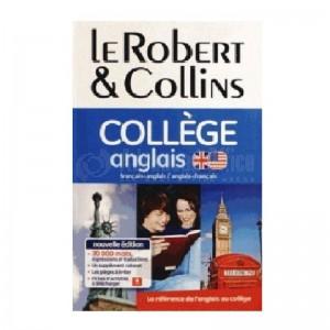 Dictionnaire Le Robert et Collins Collége Anglais