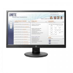 """Ecran HP V214a LED 20.7"""" Full HD, VGA, HDMI 1.4, haut-parleurs intégrés"""