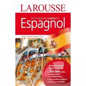 Dictionnaire LAROUSSE Compact plus Espagnol