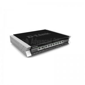 Fire Wall avec accélérateur VPN D-LINK DFL-800