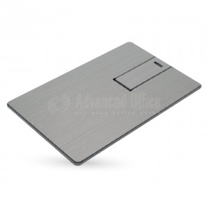 Clé USB forme carte magnétique 8Go