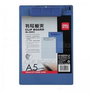 Clipboard DELI A5 avec Porte Stylo  -  Advanced Office