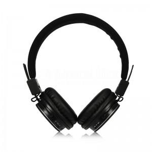 Casque sans fil NIA 8820 Micro SD/TF Radio FM  -  Advanced Office