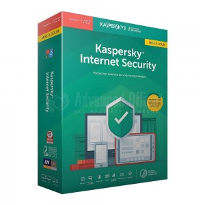 Antivirus Kaspersky Internet Security 2019, Licence 5 postes 1 an