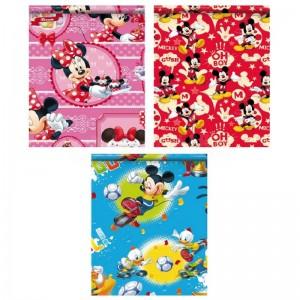 Papier cadeau HOOMARK motifs MICKEY MOUSE 200 x 70 cm 60g/65g