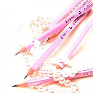 Crayon noir VERTEX Las perlas V-1124 Triangulaire