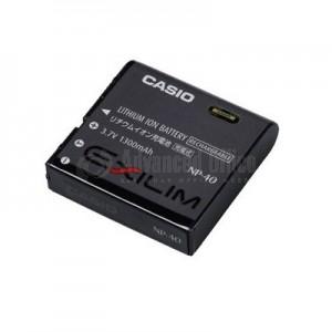 Batterie pour appareil photo CASIO NP-40  -  Advanced Office