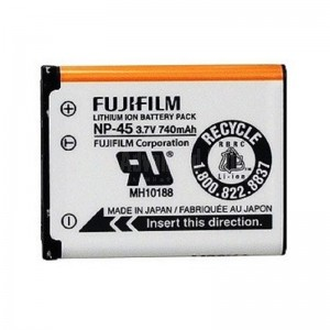 Batterie pour appareil photo FUJIFILM NP-45  -  Advanced office