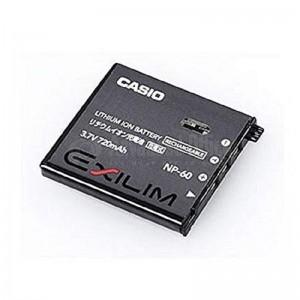 Batterie pour appareil photo CASIO NP-60  -  Advanced Office