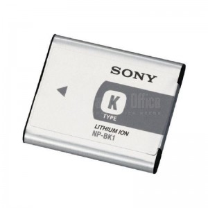 Batterie pour appareil photo SONY NP-BK1 Type K  -  Advanced Office