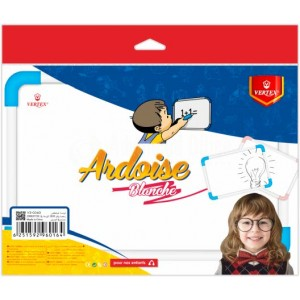 Ardoise VERTEX blanche  -  Advanced Office