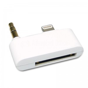 Adaptateur 30Pin Apple vers Lightning 8Pin  -  Advanced Office