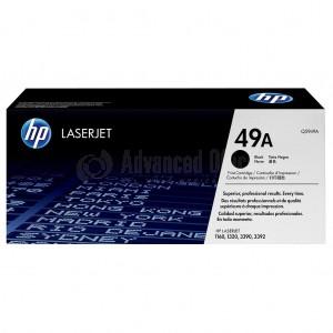 Toner HP 49A Noir pour LaserJet 3390/3392/1160/1320  -  Advanced Office