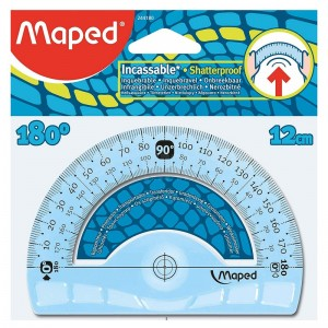 Rapporteur MAPED 12 cm Advanced Office