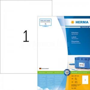 Rame autocollants HERMA 100 étiquettes  -  Advanced Office