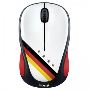 "Souris sans fil LOGITECH M238 ""Fan Collection"" Allemagne  -  Advanced Office"