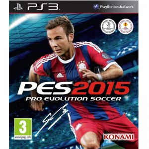 Jeu PES 2015 pour Playstation 3 Advanced Office