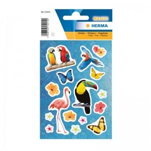 Etiquette Stickers décore HERMA magique paradis, film