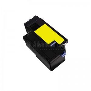 Toner DELL yellow pour imprimante C1760nw compatible  -  Advanced Office