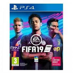 Jeu FIFA 19 pour Playstation 4  -  Advanced Office