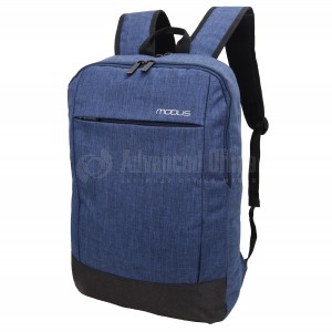 "image. Sac à dos Porte PC MODUS MD8495A 15.6"", Blue Jean  -  Advanced Office Algérie"