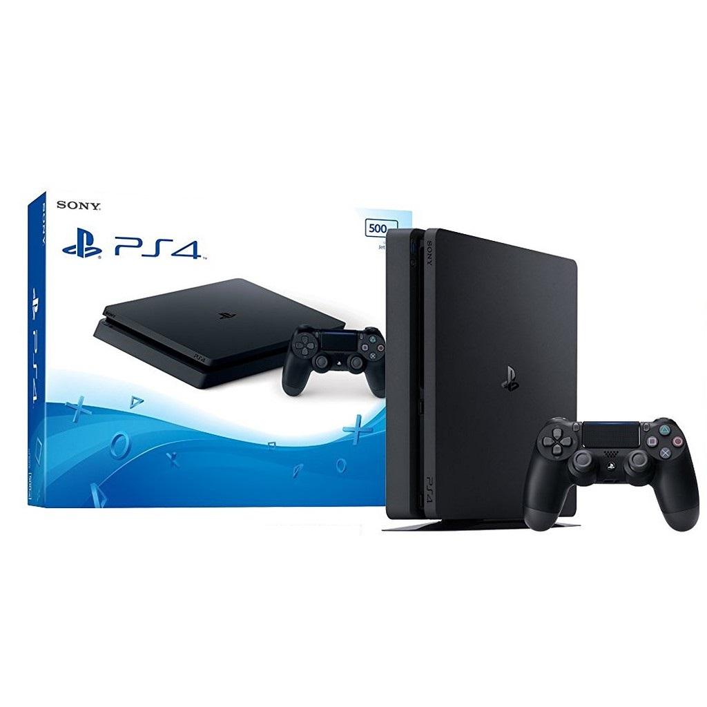 Playstation SONY PS4 SLIM 500Go Noir