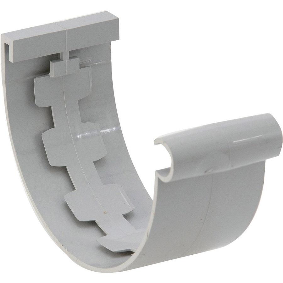 Jonction PVC Grand Modèle Gris