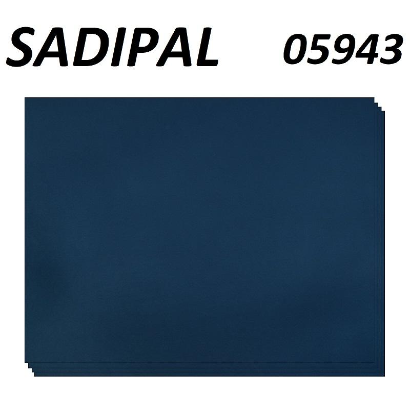 Papier bristol SADIPAL Bleu marine 50*65 cm 170g