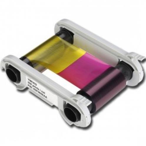 Ruban EVOLIS Couleur YMCKO 200F pour Imprimante Primacy/Zenius/Elypso